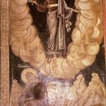 Афонская фреска (монастырь св. Дионисия, 16 в