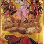 Икона из монастыря на острове Патмос