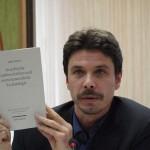 На международной конференции по Апокалипсису Иоанна Богослова (ПСТГУ, 2012)