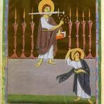 Бамбергский Апокалипсис (1000-1020)