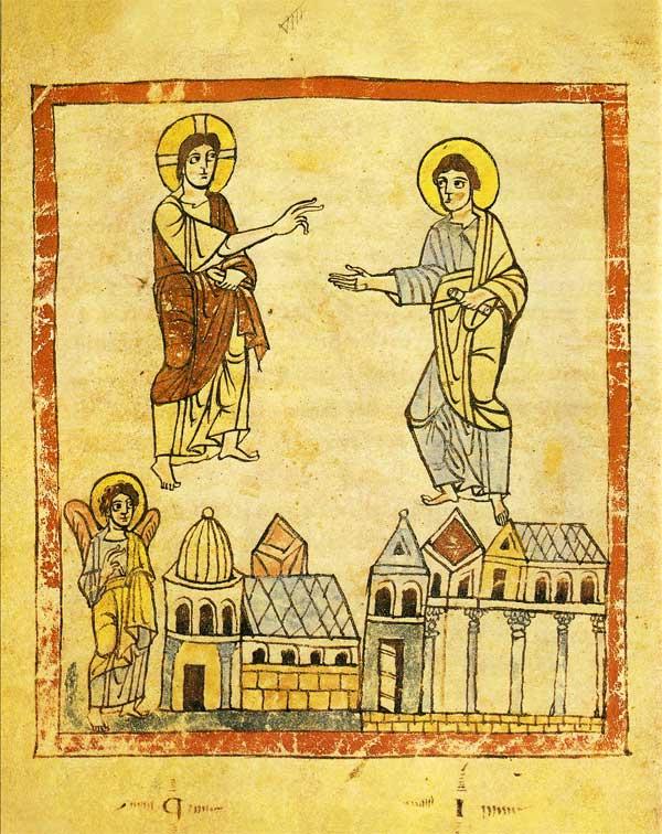 Апокалипсис  2.12-13.Pergamon-Trier8