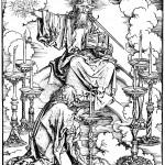 Гравюра Альбрехта Дюрера (Германия, 1496-1498)