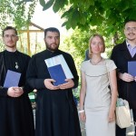 Со студентами Богословского факультета ПСТГУ