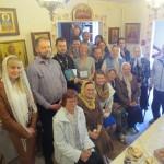 В Минске на приходе св. мч. Татьяны