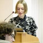 Выступление на конференции по Апокалипсису (ПСТГУ, 2012)