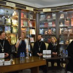 "Презентация книги в магазине ""Православная книга"""