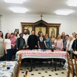 Презентация в общине храма Всемилостивого Спаса в Митино